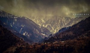 Kaghaan Valley Pakistan by AsadMirza