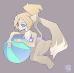Beach balls by liea