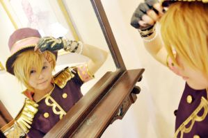Kurusu Shou :: Good Morning My Princess by x3Kiko