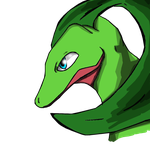 Grovyle by Shardmetalsonic