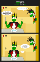 MiniComic - Wrong Challenge by McTaylis