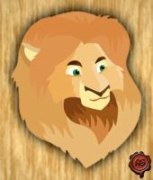My first ever Lion by aneesah