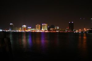 Downtown Norfolk by DonLeo85