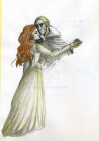 In the Darkness WIP by mina-D