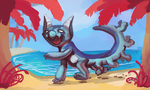 Beachtime by BlackjackConcpiracy