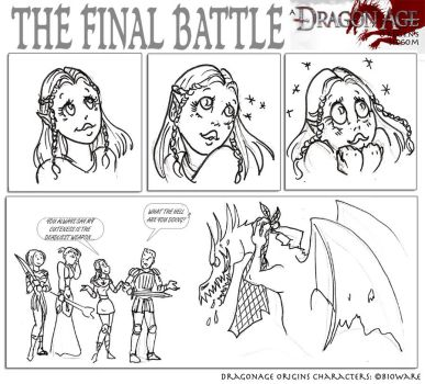 DAO: The Final Battle by SoniaCarreras