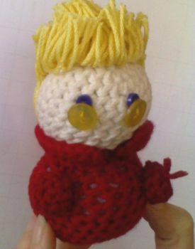 Love and Chibis! - Plushie Vash by hookedonchibis