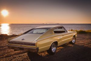 Dodge Charger '66 by CarpathianWolf