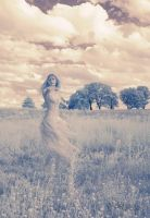 _ Anna 06 _ Fairy in the Meadow - IR by EYELIGHTZONE
