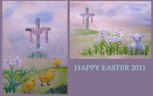 Happy Easter 2011 by NycterisA