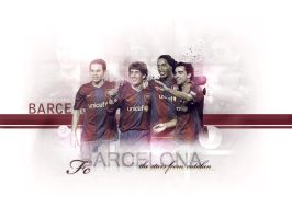 FC BARCELONA by urban-graphix