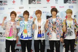SHINee Schedule 2011 by Lala561