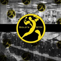 bunting contrast - golds gym by bilalstunning