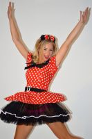 Ruby - jumping Minnie by memersonphotographic