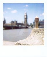 london in a bag: big ben by peasandcarrots