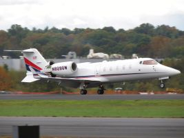 Learjet 60 Rollout by InDeepSchit