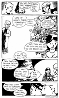A Barista Christmas Webcomic by AndHeDrew
