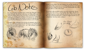 The Cob :: Research Notes by broken-arrowec