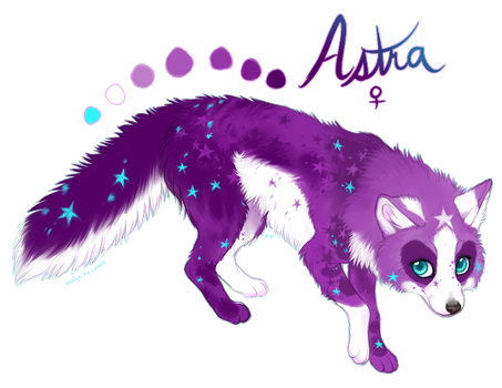 Astra by kitfaced