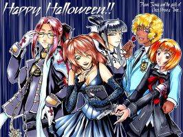 Happy Halloween 2008 by sonialeong