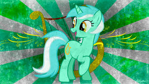 Lyra is best Pony by Sir-Szengelot