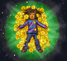 Undertale: Rise and shine by Lord-Evell