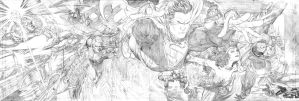 New 52 JLA for Jacob by jeffreyedwards