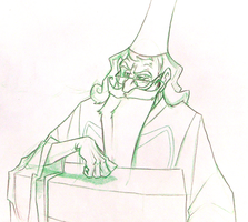 Albus Sketch by Ryan-Cole