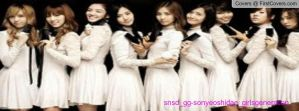 snsd chocolate love Facebook cover 1 by alisonporter1994