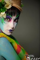 Body Art by yuffiebunny