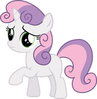 Sweetie Belle 1 by xPesifeindx