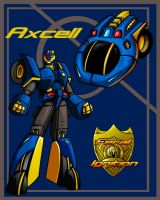 Feral Ignition: Axcell 2 by Giga-Leo