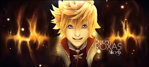 Roxas by DomiNico20