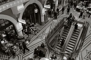 Daily QVB by rylphotography