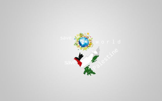 Save World Save Palestine by noor-maryam