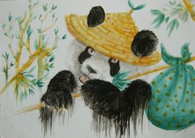 Guess who's pandastic! Pandas of course. by minihumanoid
