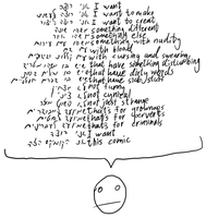 I Want - a poem by Elcool