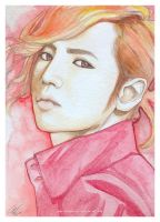 Jang Geun Suk -- fan art painting by antuyetlai
