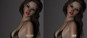 Tutorial - Quick and dirty DOF in Daz iRay by second-circle