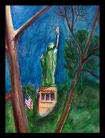 Sanctuary of Liberty by philippeL