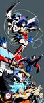 Fan Fiction Fuel - Justice League X by Tyrranux