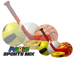 Mario Sports Mix Wallpaper -12 by remixrobots777