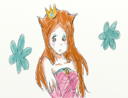 Hime Scribble by xRhiRhix