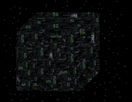 Borg Cube by PumawithaPC