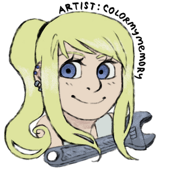 Small Winry by colormymemory