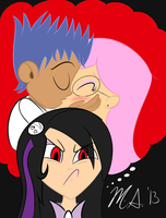 Stop Kissing Her or Else?! by Superion123