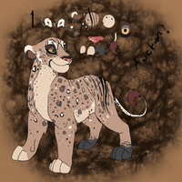 Lioness Auction 1 CLOSED by BeeStarART