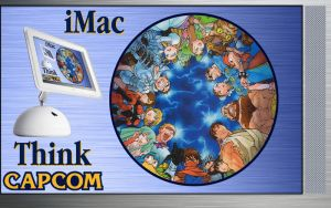 Think Capcom - Wallpaper by iFab