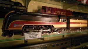 UP Streamlined Pacific 2906 by rlkitterman