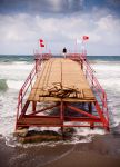 The red jetty by sandas04